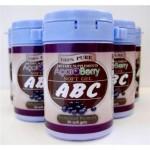 acai Berry pelangsing dengan bahan alami tanpa efek samping